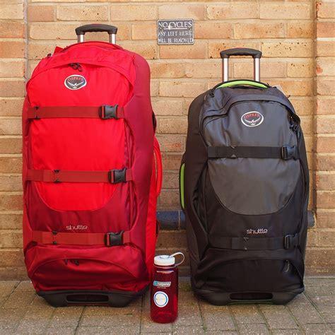 Osprey Shuttle 100 Wheeled Travel Bag | Open Air Cambridge