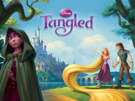 art  tangled tangled storybook deluxe