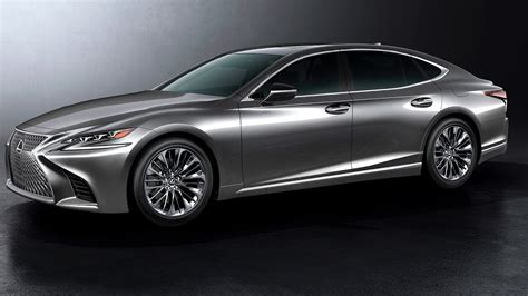 2018 Lexus Ls 500  Interior Exterior And Review
