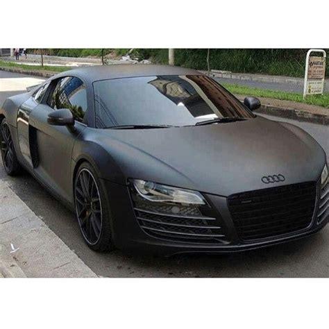 Pin Audi-r8-black-car-wallpapers On Pinterest