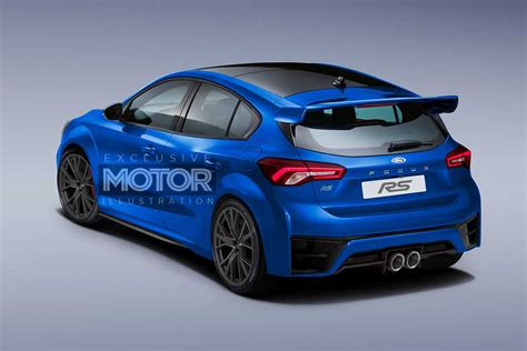 2020 ford focus rs st 55 the best 2020 ford st rs specs review