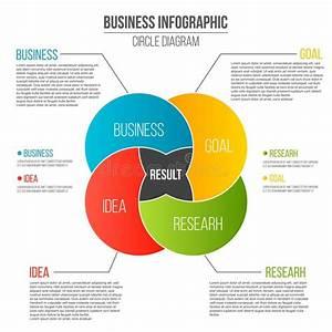 Creative Illustration Of Business Presentation Slide