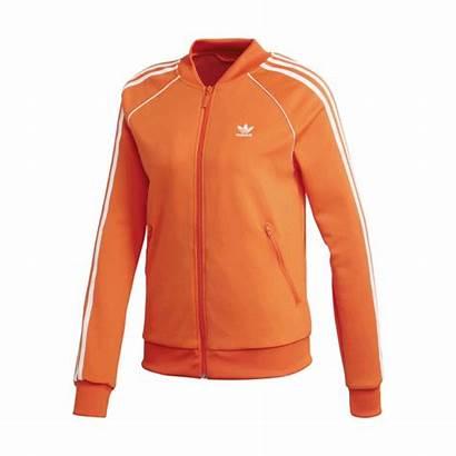 Adidas Jacket Orange Sst Track Oferta Preco