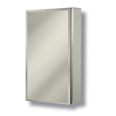 Broan Medicine Cabinets Recessed by Gallery Deluxe Stainless Steel Recessed Or Surface Mount