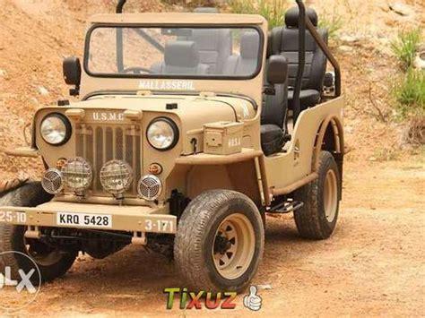 old jeep models mahindra jeep old model mitula cars