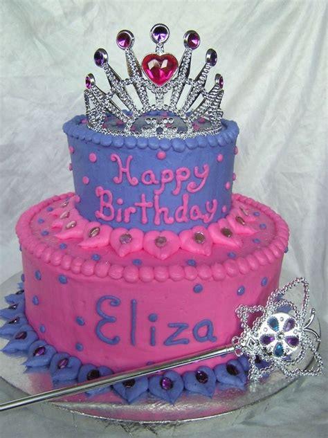 princess cake  tier princess cake purchased