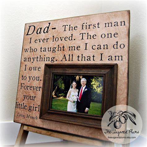 father   bride parents   gift personalized