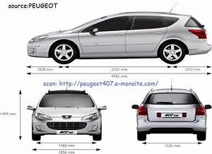 Voiture 7 Places Peugeot : peugeot 407 break 7 places ~ Gottalentnigeria.com Avis de Voitures