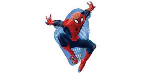 marvel ultimate spiderman foil balloon