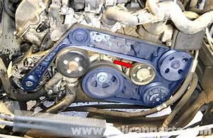 Mercedes-benz W203 Belt Tensioner Replacement