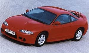 Mitsubishi Eclipse Kupeja 1996