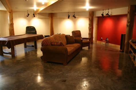 concrete basement flooring xtreme polishing systems