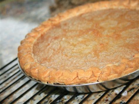 sugar pie tarte au sucre francaise french canadian sugar pie recipe food com