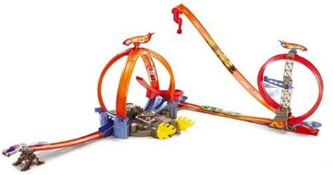 wheels looping bahn mattel wheels power loop stunt zone buy in uae toys and products in the