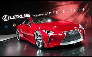Lexus Lc Sport : lexus lf lc sports coupe concept 2012 widescreen exotic car pictures 30 of 66 diesel station ~ Gottalentnigeria.com Avis de Voitures