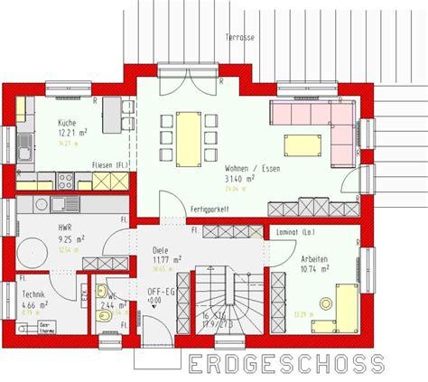 Grundrisse Efh Ohne Keller by Einfamilienhaus Romana Ohne Keller Homolka Hausbau Gmbh