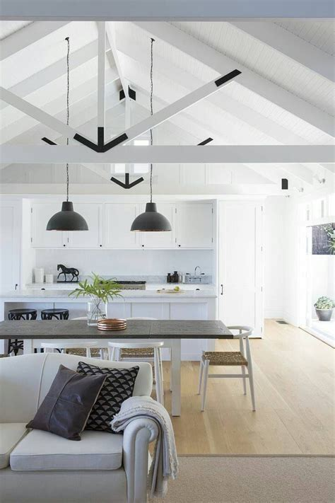 country homes interior best 25 open ceiling ideas on industrial