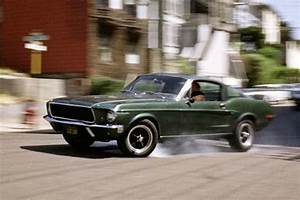 As 'Bullitt' turns 50, special-edition Ford Mustang may debut at Detroit Auto Show