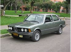 BMW 323i 1982 Review, Amazing Pictures and Images – Look