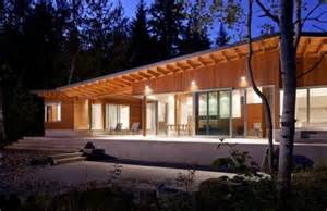 bungalow moderne architektur wooden bungalow prefab house 50 highly modern wood and log homes interior design ideas