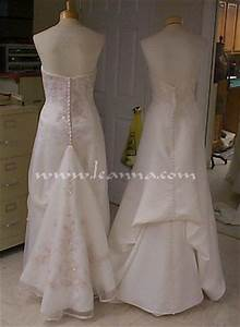 different kinds of wedding dress bustles high cut With how to make a bustle on a wedding dress