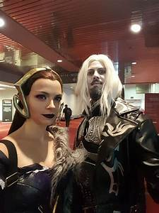 Liliana and Sorin Cosplay : Hipsters of the Coast