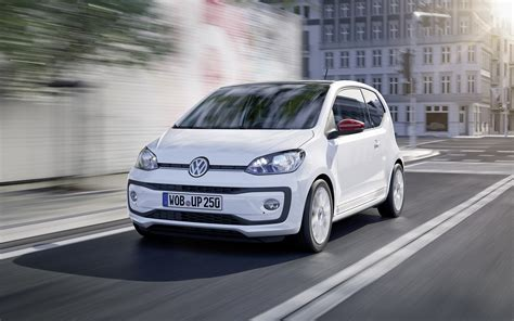 Volkswagen Up!, Car, Vehicle, Motion Blur Wallpapers HD ...