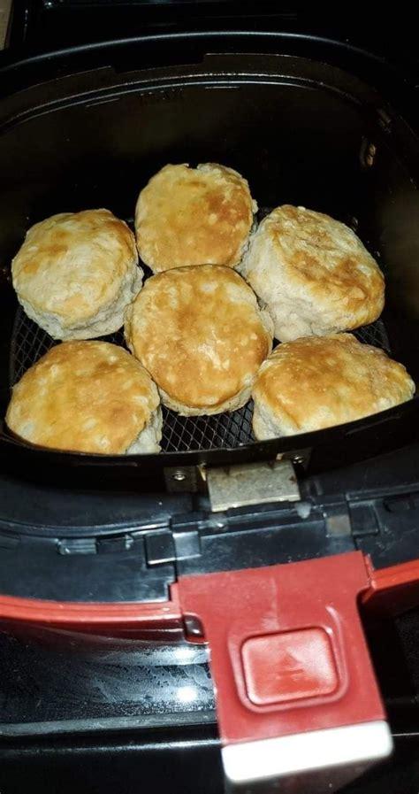 fryer biscuits air frozen grands fry recipes recipe pillsbury minutes