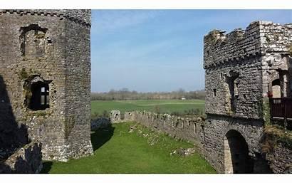 Castle Carew Wales