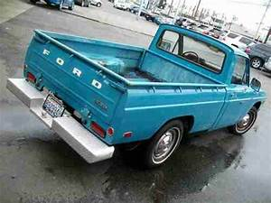 Find Used 1974 Ford Courier Pickup Truck In Tacoma