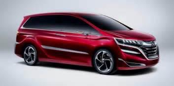 2017 Honda USA Odyssey: The Perfect Minivan on Market ...