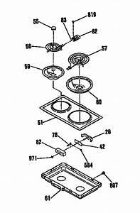 Kenmore 911469459 30 U0026quot  Electric Downdraft Range Timer