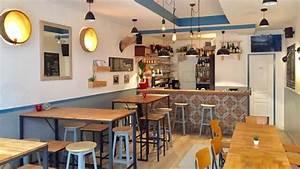 Restaurant Le Lazare : restaurant le barbiche paris 75009 pigalle saint georges saint lazare menu avis prix ~ Melissatoandfro.com Idées de Décoration