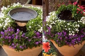 blumenpracht pyramide ps diy and crafts and oder With katzennetz balkon mit makita garden sprayer
