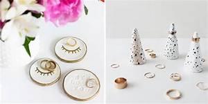 Fabriquer Un Porte Bijoux : r aliser un range bijoux marie claire ~ Melissatoandfro.com Idées de Décoration