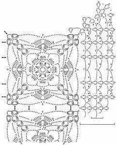Ergahandmade  Crochet Tablecloth   Diagrams
