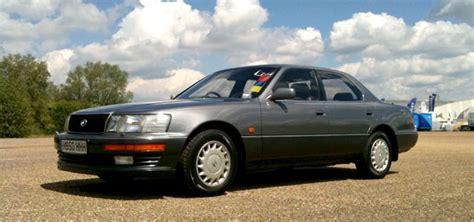 old lexus coupe autocar drives 20 year old lexus ls 400 lexus enthusiast