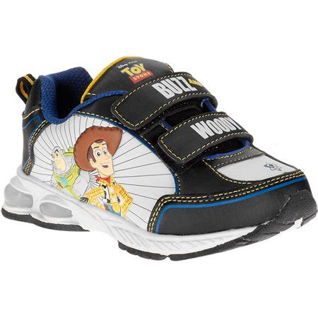 light up shoes for boys disney toddler boys story 3 light up sneakers