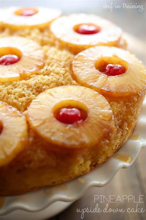 pineapple upside  cake recipe dishmaps