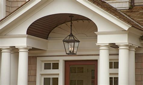 Hanging Porch Lights by Outdoor Porch Light Front Porch Ceiling Lights Front