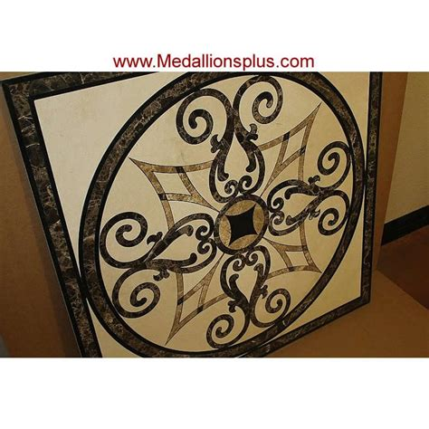 entryway tile medallions 44 best images about medallion tile on pinterest renaissance foyers and marbles