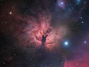 The Flame Nebula in Orion | Astronomy.com