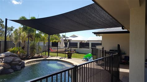 Shade Sails & Shade Structures