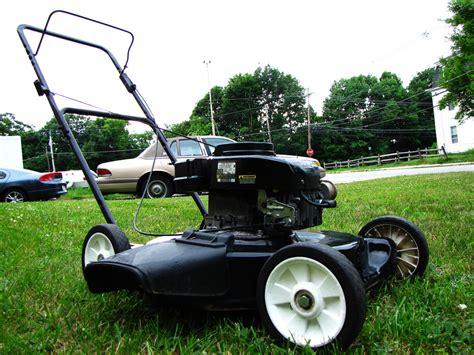Slicks Garage Lawn Mower Engine by My Lawn Mower Repair Thread 56k Warning Page 35