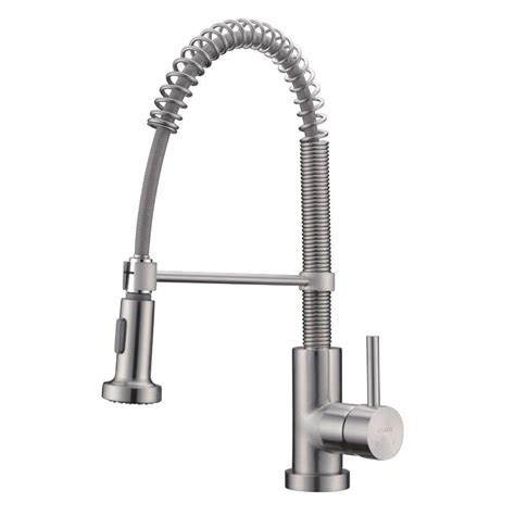 commercial kitchen faucet sprayer whitehaus collection jem collection commercial single