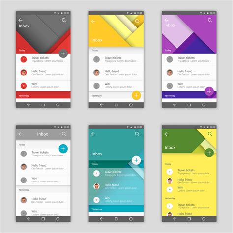 mobile app design mobile app design trends in 2017 dzone mobile