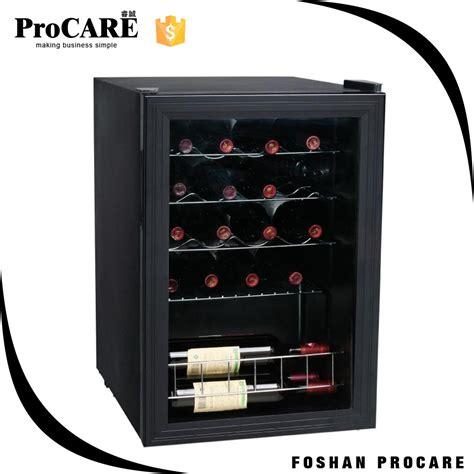 humidity wine cooler glass door humidity wine fridge buy