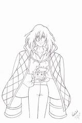 Castle Ghibli Moving Studio Calcifer Coloring Howl Drawing Howls Blueundine Hauru Anime Deviantart Movies Drawings Line sketch template