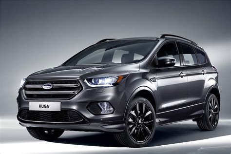 ford kuga 2016 sharper looks and updated cabin for 2017 ford kuga