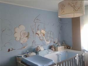 chambre garcon peinture ralisscom With deco peinture chambre enfant